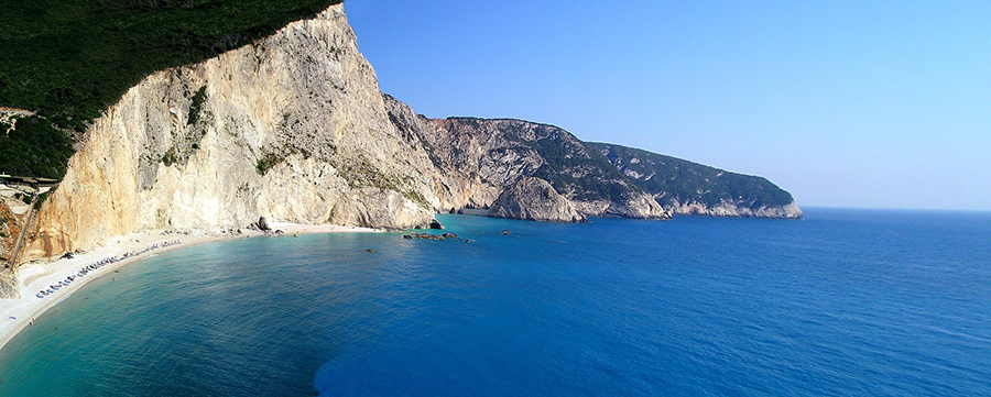 rent a boat in Porto Katsiki Greece