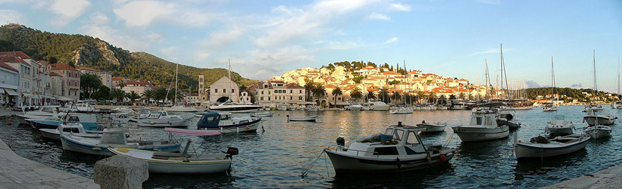 boat rental in Hvar, Croatia