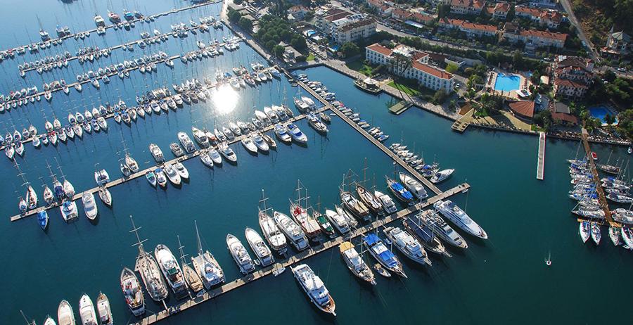 motor yacht charter in Bodrum, Turkey