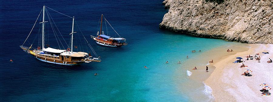 yacht charter turkey kekova