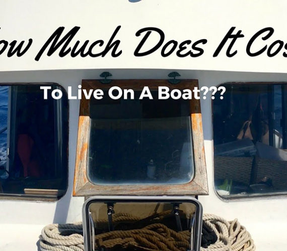 Video: How Much Does It Cost to Live on a Boat?
