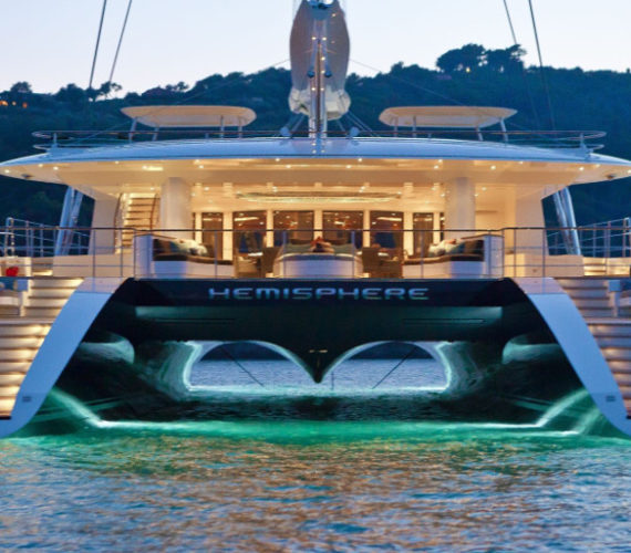 Why we love Catamarans
