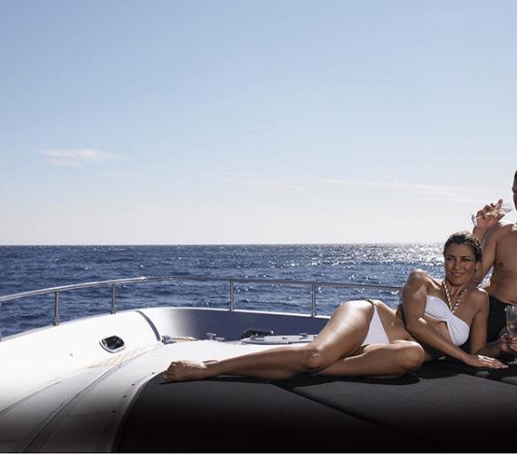 The Best Superyacht Honeymoon Destinations