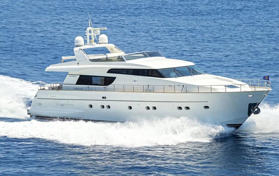 Joey Joey power yacht