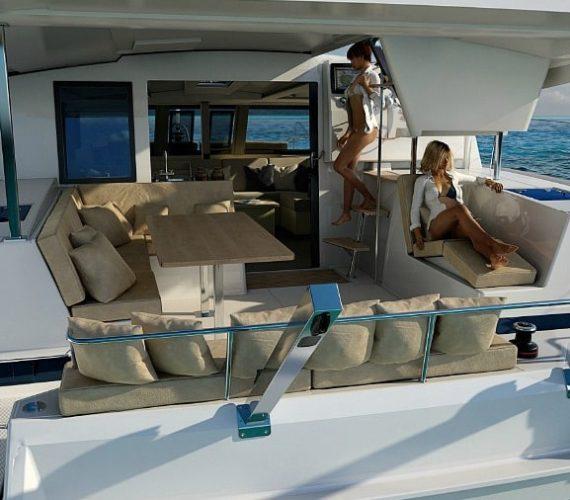 Charter a Lagoon 40: The Ultimate Power Catamaran in Croatia