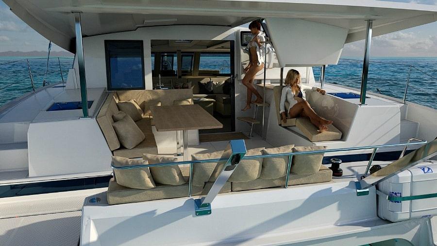 charter lagoon 40 catamaran