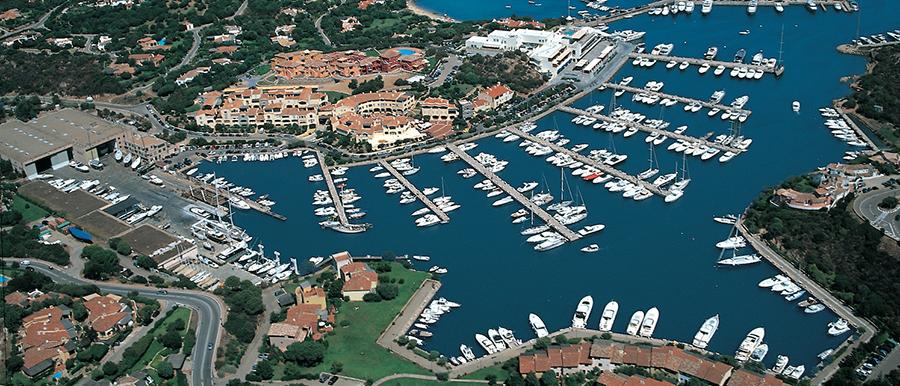 Porto Cervo yacht berths