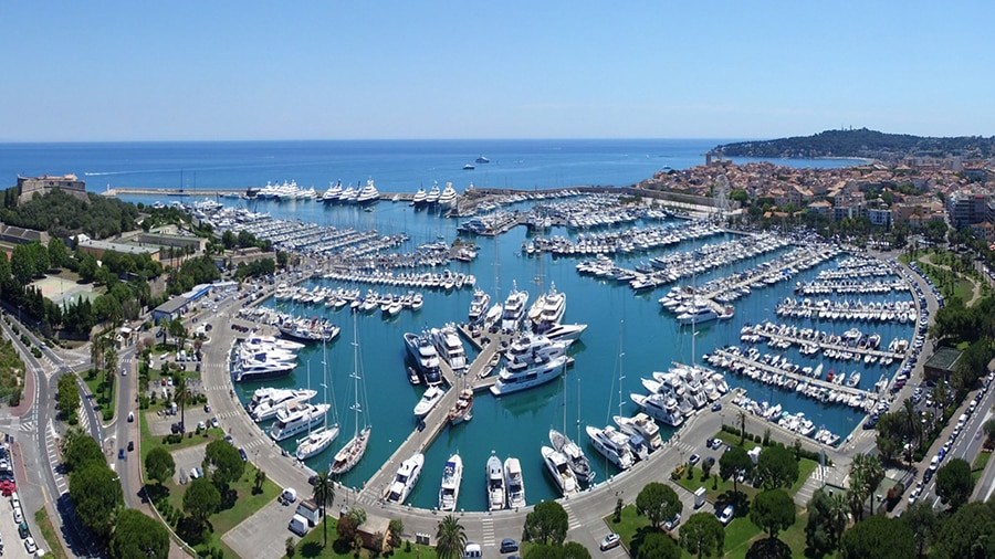 Port Vauban, France yacht berths