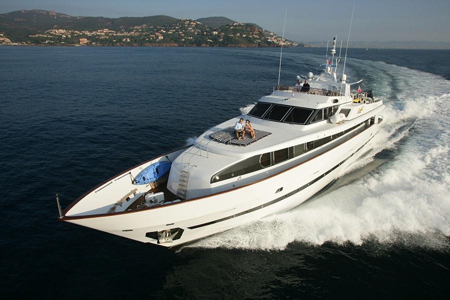 avella yacht charter