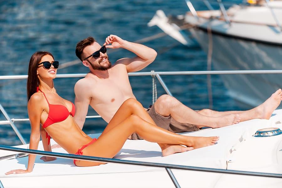 boat holidays mallorca