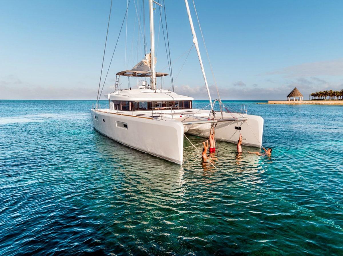 catamaran spain