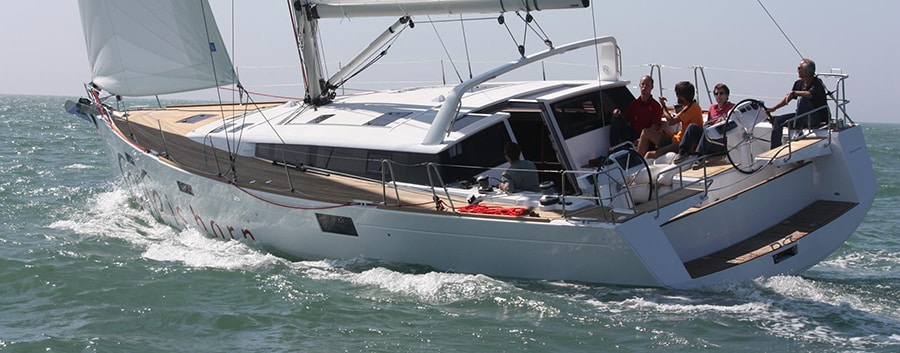 charter Beneteau Cyclades 43.3 in Italy