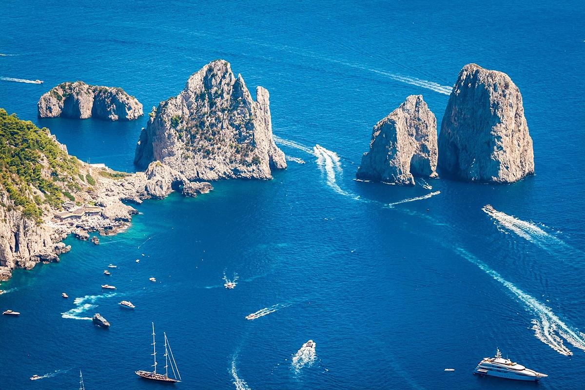 naples italy yacht charter