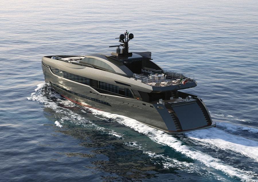 power yachts in Croatia