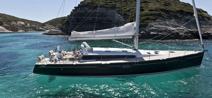 charter sailing boats sense