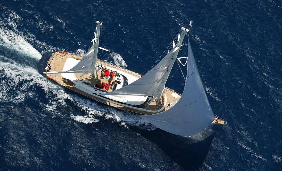 sailing turkey