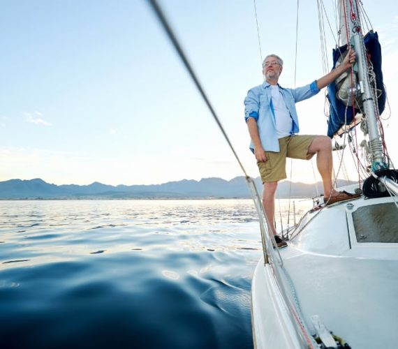 First time on a sailing boat? Three important things you need to know