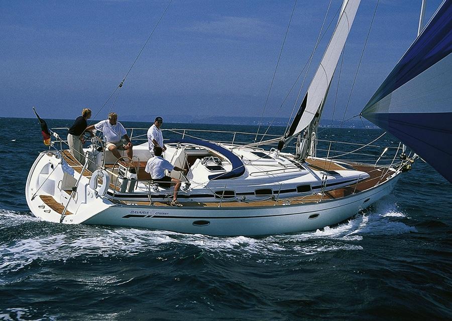 charter Bavaria 45 Cruiser