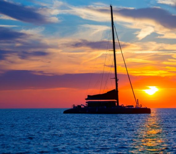 Yachting Holidays: Charter A Private Yacht For Luxury Vacation in Ibiza