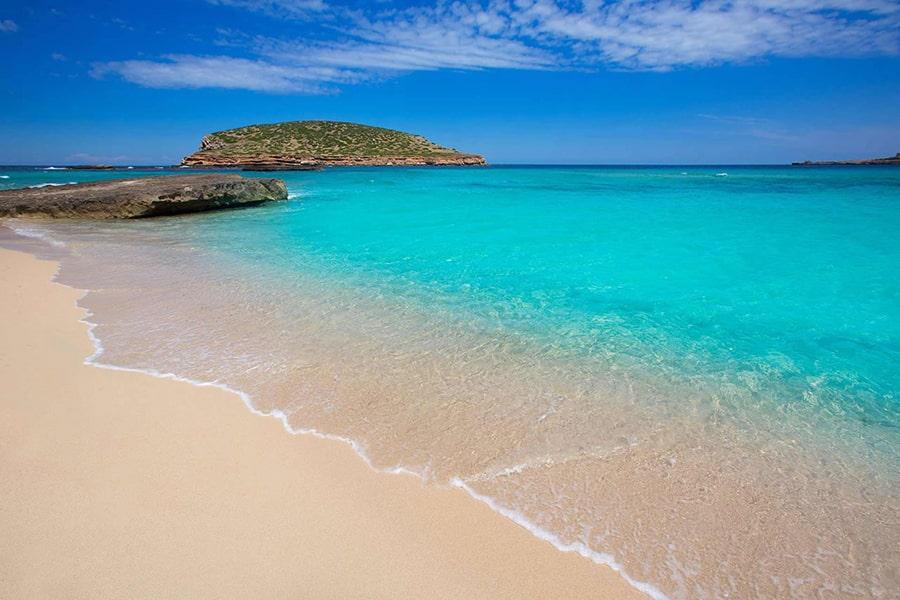 Las Salina Beach Ibiza
