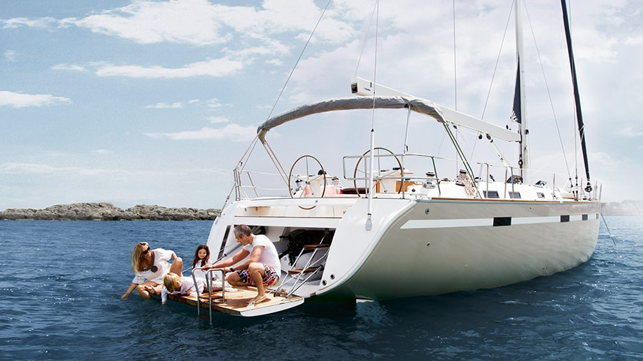 charter bavaria 50 cruiser in mallorca