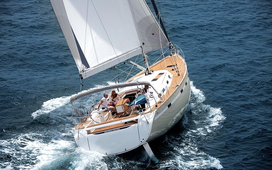 yacht charter bavaria 50 mallorca