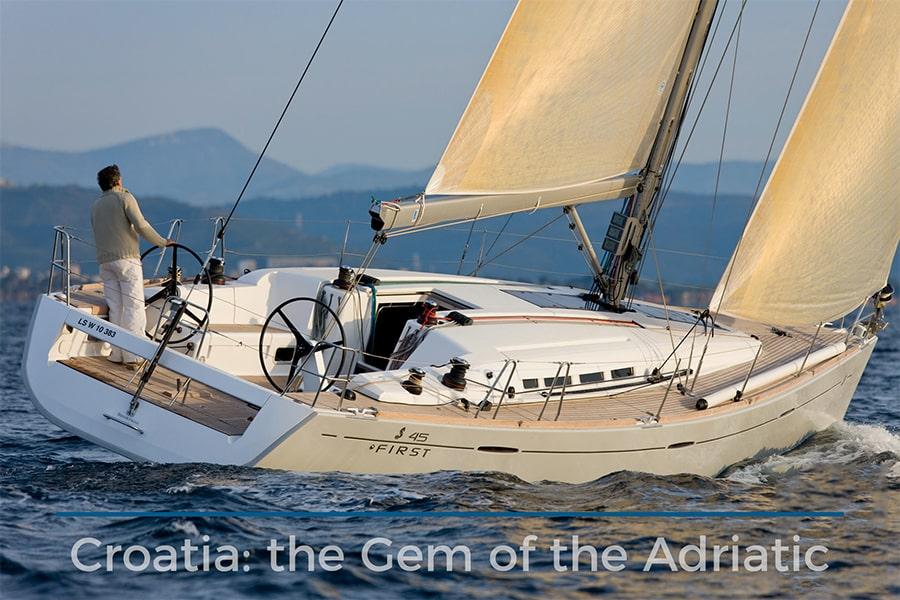 croatia the gem of the adriatic