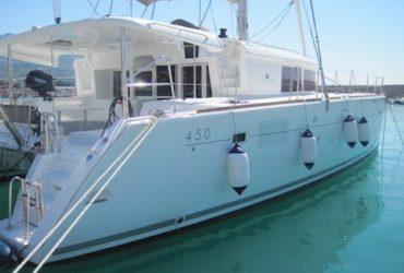 LAGOON 450 FLY-5
