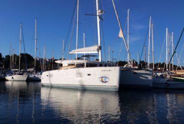 Lagoon-Beneteau Lagoon 400-1