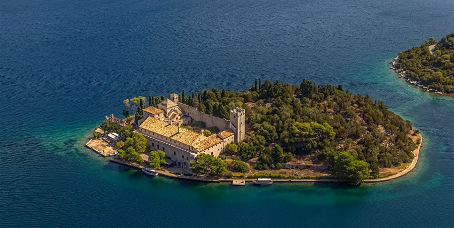 5 Reasons why Mljet in Croatia is a dream for yacht chartering