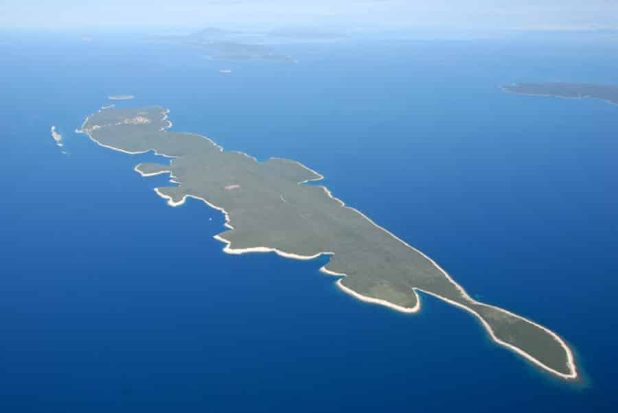 premuda island croatia