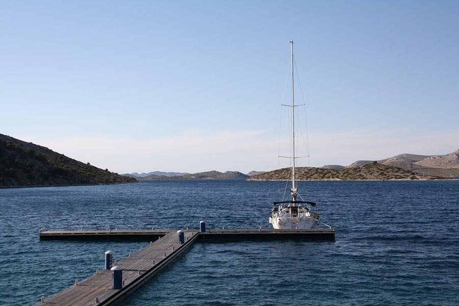boat rentals in zadar croatia