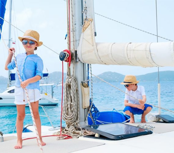 10 Tips for Sailing with Kids