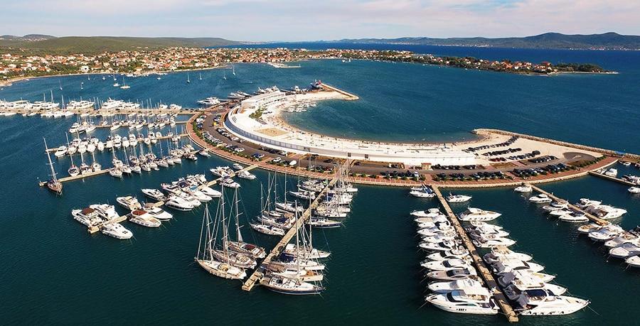 rent a boat in zadar croatia