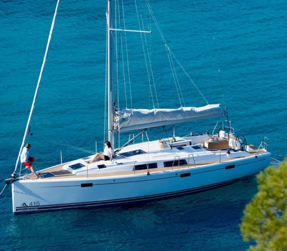 Sailboat Charter: Affordable Sailing Holidays While Renting Hanse 415 in Croatia