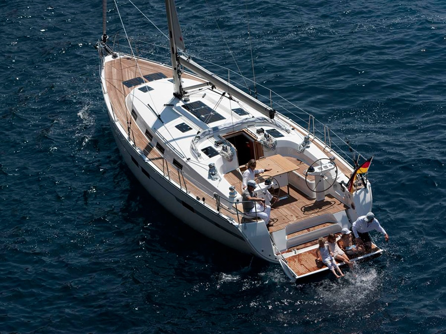 yacht charter bavaria cruiser 45 in croatia