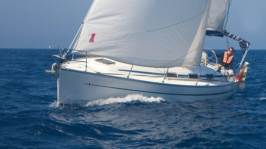 bavaria 36 sailing