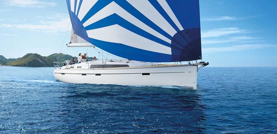 bavira 51 cruiser sailing croatia