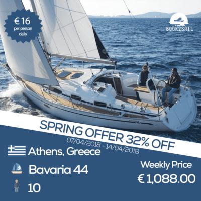 Book2SailOffer Greece