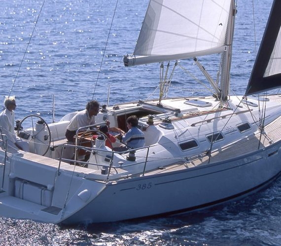 Boating Holidays: Sail for a week in Croatia with the magnificent Dufour 385 Grand Large