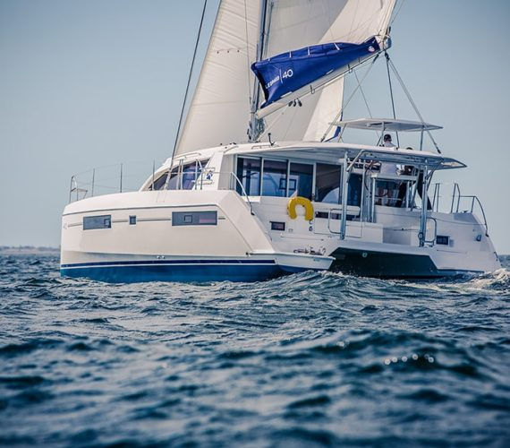 Leopard 40: Ultimate Luxury Sailing Experience in Turkey