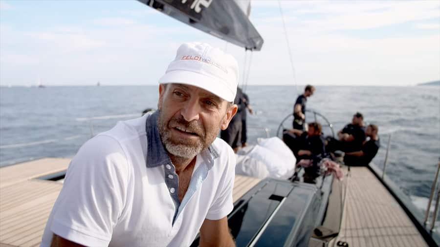 Umberto Felci boat designer