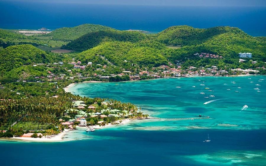 martinique island caribbean