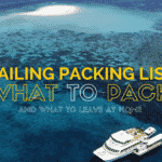 sailing packing checklist 2018