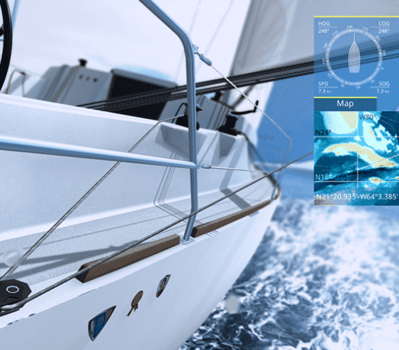 Fancy Improving Your Sailing, from the Comfort of Your Own Home? Check out These Fantastic Simulators.