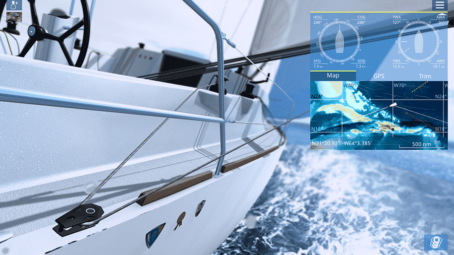 sailing simulators