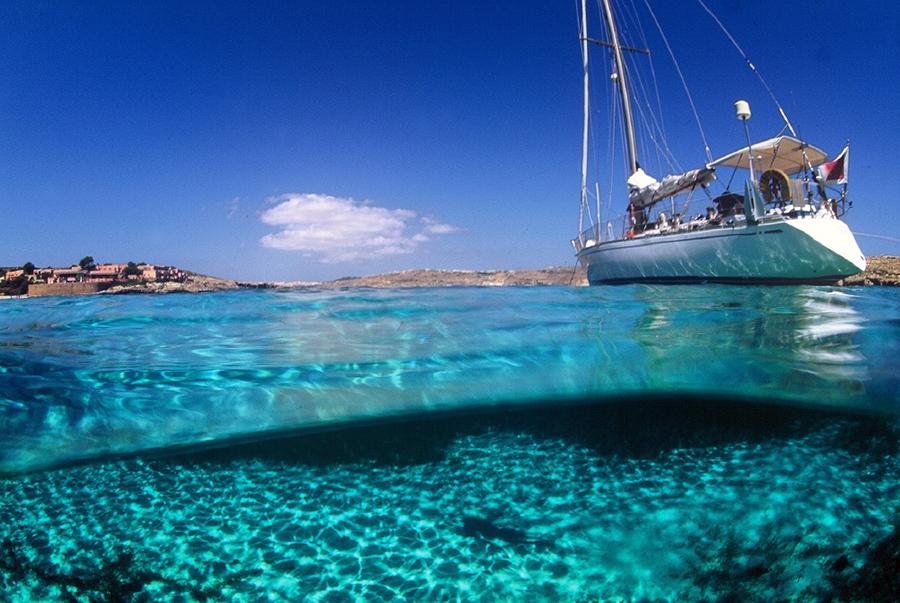 yacht charter in Malta & Gozo