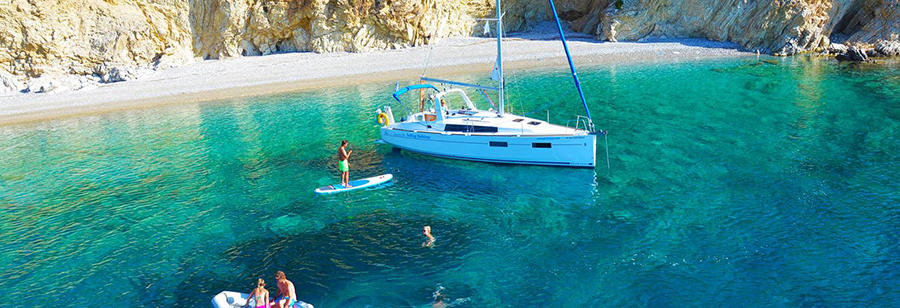rent a boat to Kastos, Greece