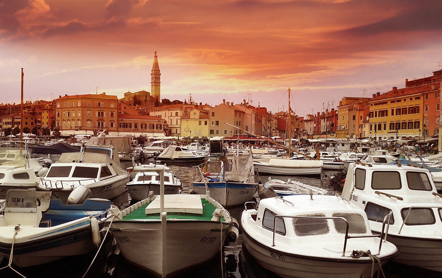 rent a boat in Split, Croatia
