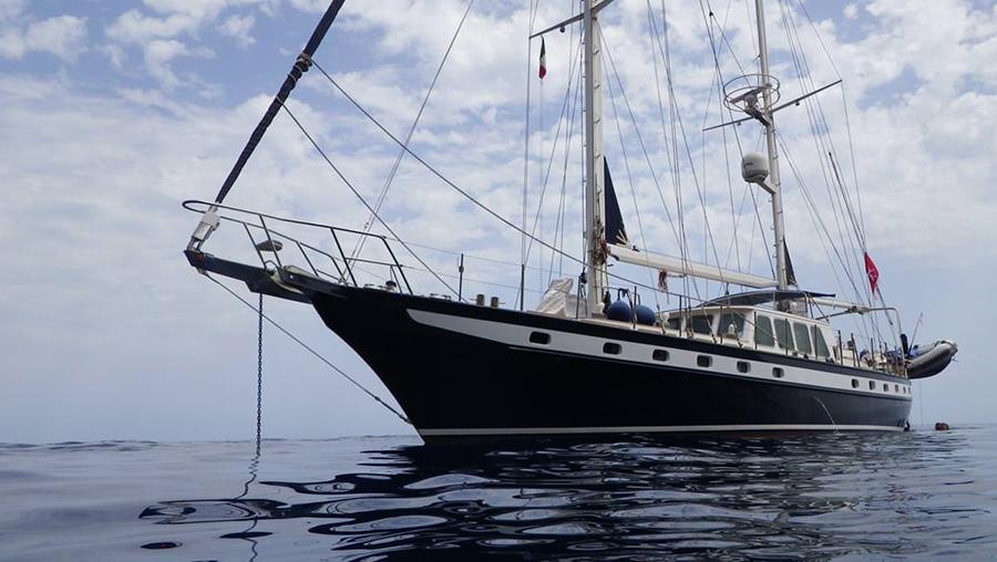 Ashley St. Mary boat in Malta